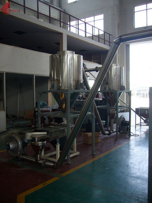 PVC Hot-Cutting Pelletizing Machine