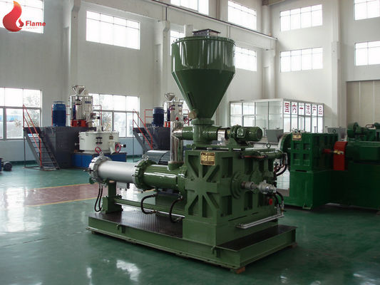 PRE Plastic Pelletizing Machine Durable Self - Cleaning For PVC Material