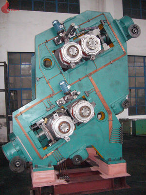 S Type PLC Control Srubber calendering machine / 4 roll calender machine